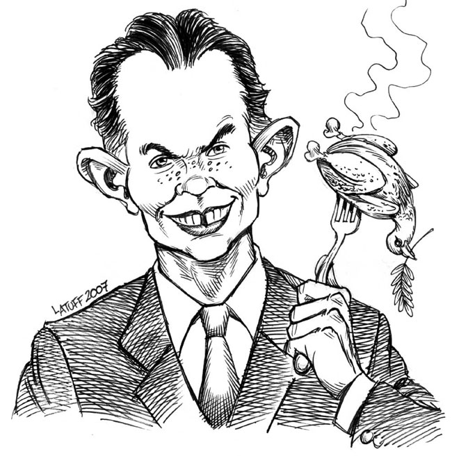 Latuff: Blair has resolved it!
