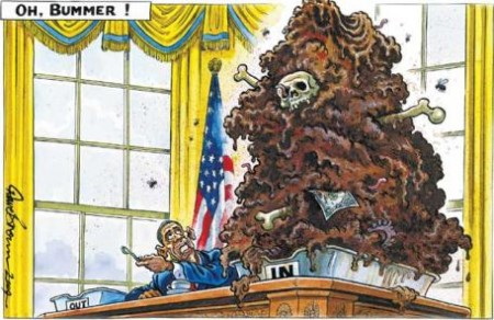 Rowson in the Independent, Jan 22, 2009