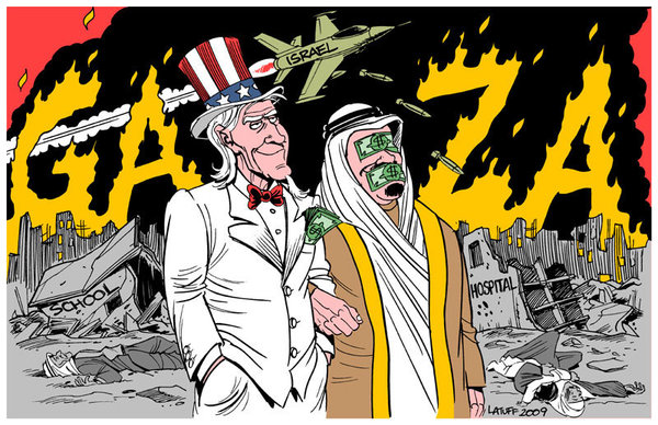 Latuff: Friendship
